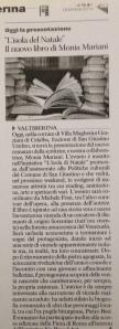 Il Corriere di Arezzo dicembre 2013